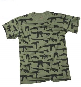 Quality made T-Shirts and Shemagh Scarves for outdoors