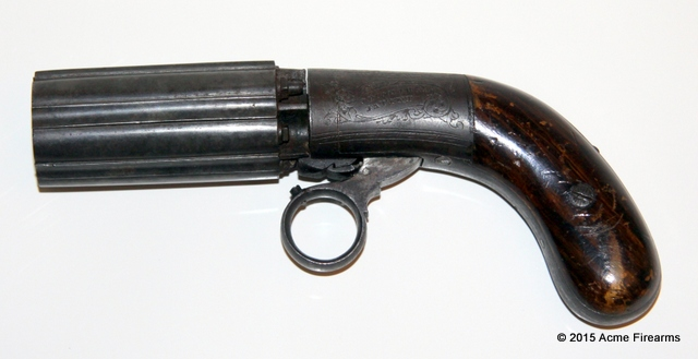 pipe used for gun