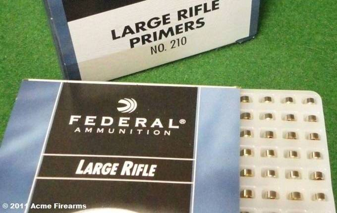 F210 - Federal Champion - Large Rifle Primers